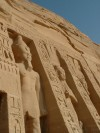 Abu Simbel-Small Temple  Trip: Greece, Egypt and Africa Entry: Nile Valley Date Taken: 06 Nov/03 Country: Egypt Taken By: Travis Viewed: 821 times