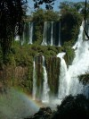 View from Argentine side.  Trip: South America Entry: Igua�u Falls Date Taken: 02 Aug/03 Country: Brazil Taken By: Travis Viewed: 1132 times Rated: 10.0/10 by 4 people